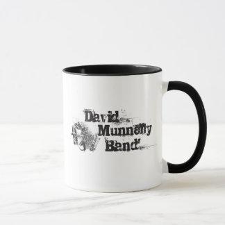 デイヴィッドMunnellyバンドグランジなマグ マグカップ
