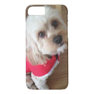デキスター犬の電話箱 iPhone 8/7ケース
