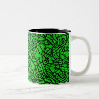 デザイナーコーヒー・マグ ツートーンマグカップ