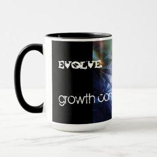 """*デザイナーコーヒーMug*を""""展開させて下さい"""" マグカップ"""