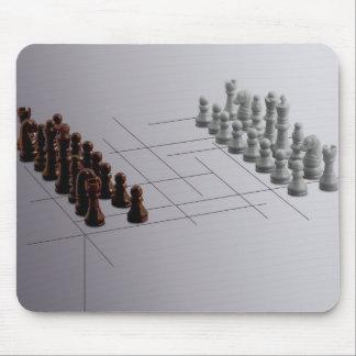 デザイナーチェス マウスパッド