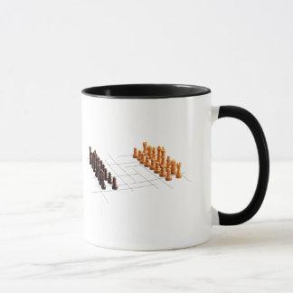 デザイナーチェス マグカップ