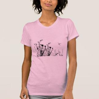 デザイナー庭T Tシャツ