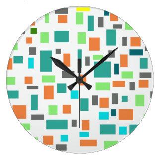 デザイナー時計 ラージ壁時計