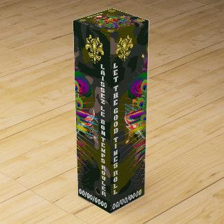 デザインについてのカーニバル王View ワインギフトボックス