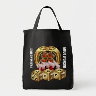 デザインについてのベガスMojoの眺め トートバッグ