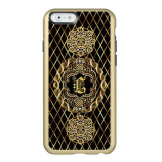 デザインについてのモノグラムL iphone 5/5s 6/6Plusの読書 Incipio Feather Shine iPhone 6ケース