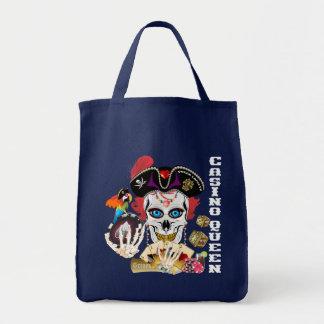 デザインについての海賊カジノの女王の重要な読書 トートバッグ