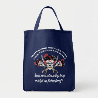 デザインについての海賊利得の重要な読書 トートバッグ
