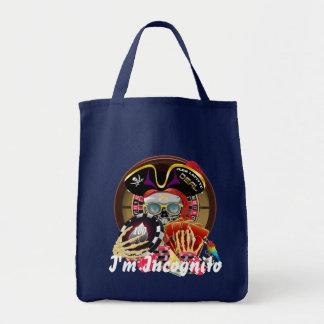デザインについての海賊市長IMPORTANTのの読書 トートバッグ
