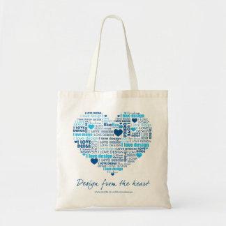 デザインの常習者のための環境に優しいバッグ! トートバッグ