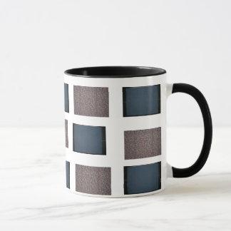 デザインの点検のマグ マグカップ