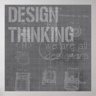 デザインの考えること(6)の1 ポスター