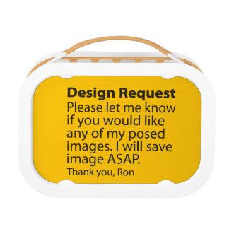 デザインの要求お弁当箱 ランチボックス