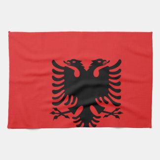 デザインをくまなくアルバニア キッチンタオル