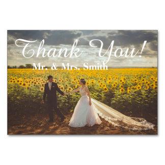 デザインカードを結婚してありがとう カード