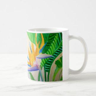 デザイン極楽鳥 コーヒーマグカップ