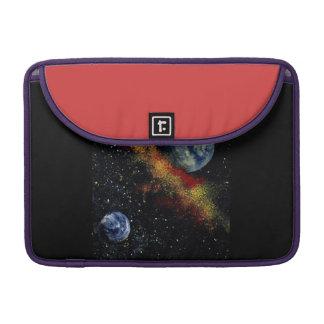 (デザイン16) ~のMacBookの袖の間隔をあけて下さい MacBook Proスリーブ