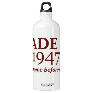 デザイン67年の ウォーターボトル