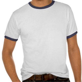 デザイン あなたの 所有するため 青い 海軍 T シャツ