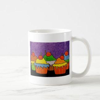 デザートのためのケーキ コーヒーマグカップ
