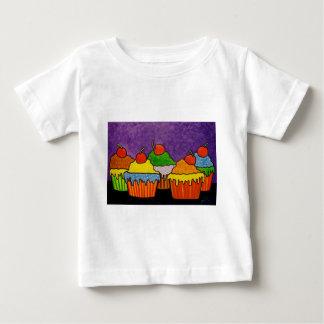 デザートのためのケーキ ベビーTシャツ