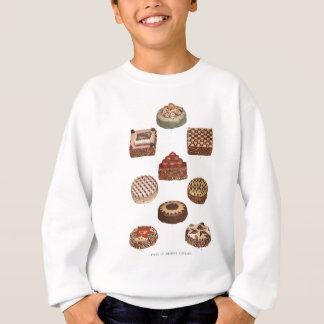 デザートのGateaux スウェットシャツ