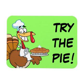 デザートを最初に食べることによってトルコの生命を救って下さい! マグネット