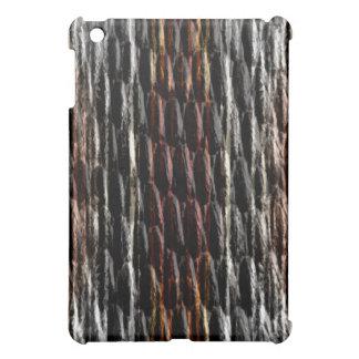デジタルカラフルな絵画- ipadの場合 iPad mini カバー