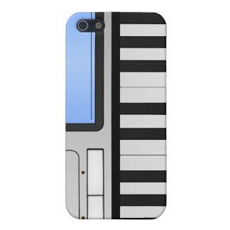 デジタルキーボードのSpeckの場合 iPhone 5 ケース