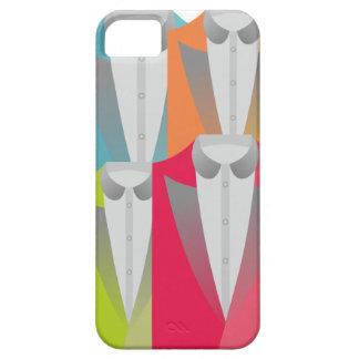 デジタルスーツ-電話箱 iPhone SE/5/5s ケース