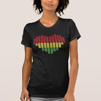 デジタルハート Tシャツ