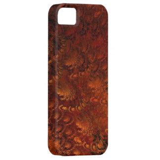 デジタルフラクタルのアートワーク iPhone 5 CASE