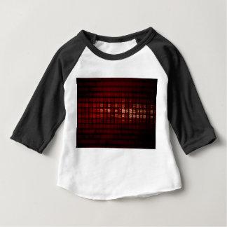 デジタル保証およびネットワークファイアウォールの監視 ベビーTシャツ