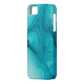 デジタル北極の景色#1 iPhone SE/5/5s ケース