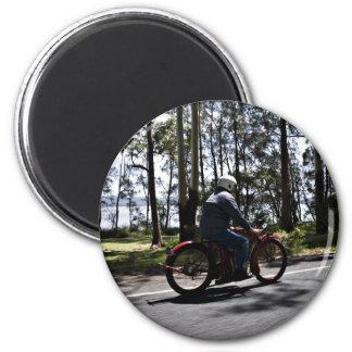 デジタル回り道のインディアンの磁石 マグネット