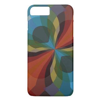 デジタル抽象デザイン iPhone 8 PLUS/7 PLUSケース