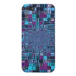 デジタル抽象美術 iPhone 5 CASE