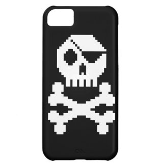 デジタル海賊 iPhone5Cケース
