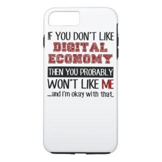 デジタル経済のカッコいいを好まなければ iPhone 8 PLUS/7 PLUSケース