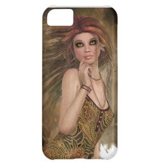 デジタル芸術のiPhoneの場合 iPhone5Cケース