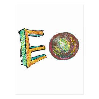 デジタル芸術EO ポストカード