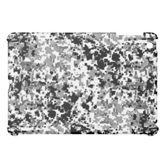 デジタル迷彩柄のパッド iPad MINI カバー