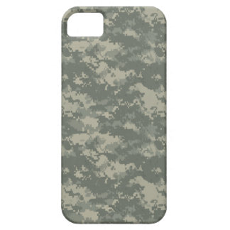 デジタル迷彩柄のiPhoneの場合 iPhone SE/5/5s ケース