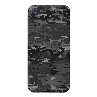 デジタル迷彩柄 iPhone 5 COVER