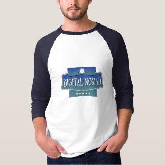 デジタル遊牧民 Tシャツ