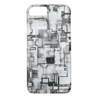 デジタル都市回路設計のモバイル機器のケース iPhone 8/7ケース