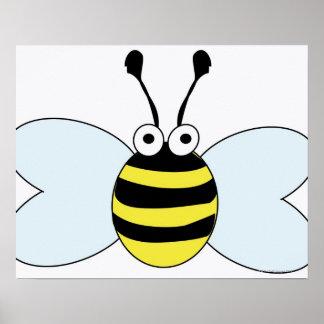 デジタル《昆虫》マルハナバチ ポスター