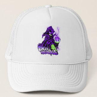 デジタルWarlocksの紫色のWarlock キャップ