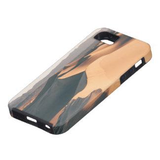 デスヴァレーのMesquiteの砂丘 iPhone SE/5/5s ケース